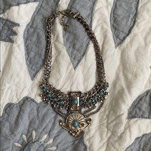 Boho necklace
